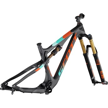 Scott Genius 700 Plus Tuned Frame and Fork