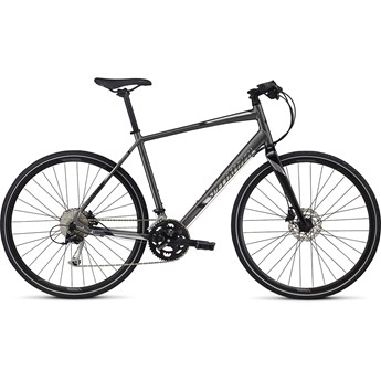 Specialized Sirrus Sport Charcoal/Chrome/Black 2017