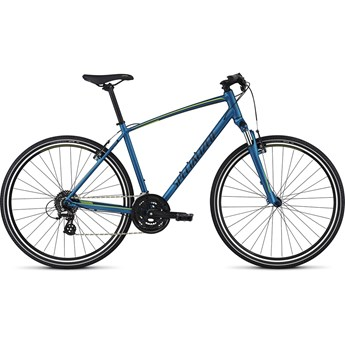 Specialized Crosstrail Rim INT Marine Blue/Nearly Black/Hyper Green Reflective