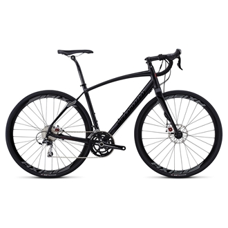 Specialized Secteur Expert Disc C2 Svart/Röd