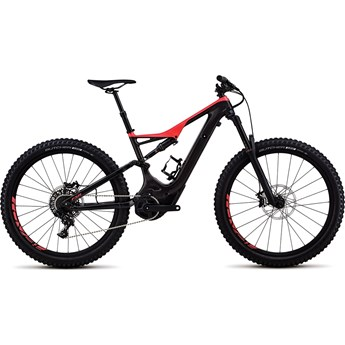 Specialized Levo FSR Men Comp Carbon 6Fattie NB Gloss Carbon/Acid Red