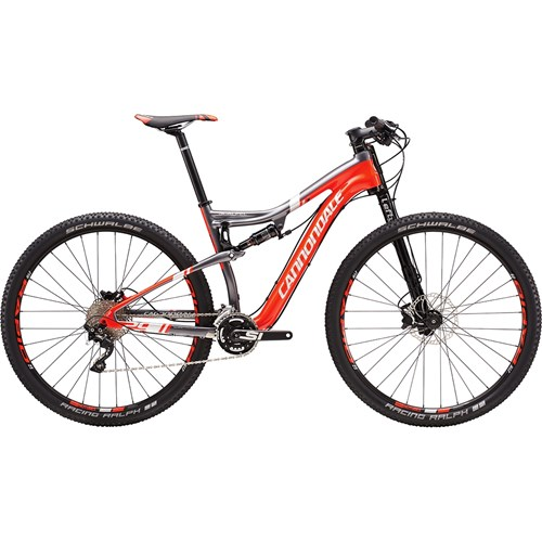 Cannondale Scalpel 29 Carbon 3 Red 2016