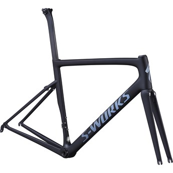 Specialized Tarmac SL6 S-Works Frameset Satin Black/Black Reflective/Clean 2019