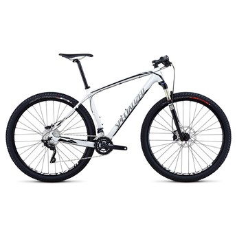 Specialized Stumpjumper Hardtail Comp Carbon 29 Vit/Svart