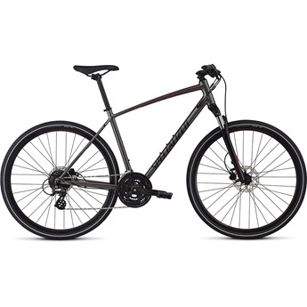 Specialized Crosstrail Disc INT Charcoal/Candy Red/Titanium Reflective