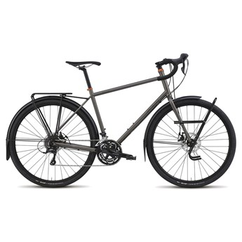Specialized Awol Elite Gunmetal/Orange Ano