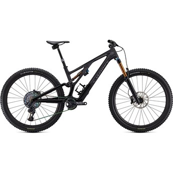 Specialized S-Works Stumpjumper Evo Gloss Carbon/Black/Brushed Black Chrome 2021
