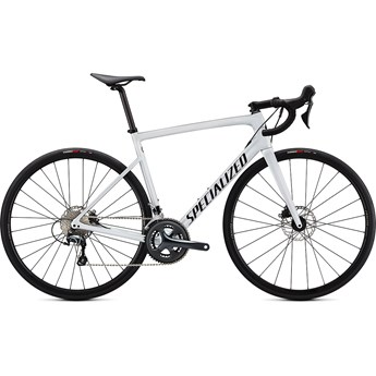 Specialized Tarmac SL6 Metallic White Silver/Tarmac Black 2021