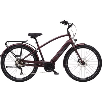 Electra Townie Path Go! 10D Step-Over Matte Oxblood 2020