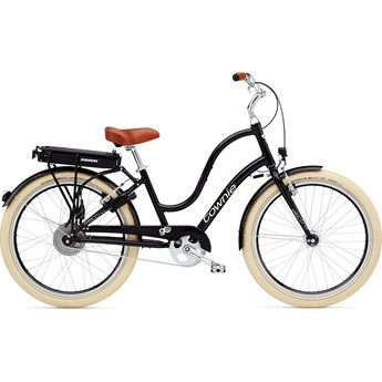 Electra Townie GO! Step Thru Ebony