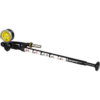 Scott Shock Pump Pro Black Pumpar