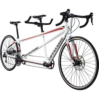 Cannondale Road Tandem 2 Wht