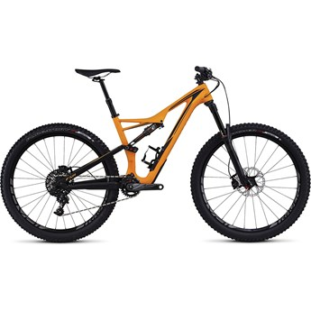 Specialized Stumpjumper FSR Expert Carbon 650B Satin Gallardo Orange/Black