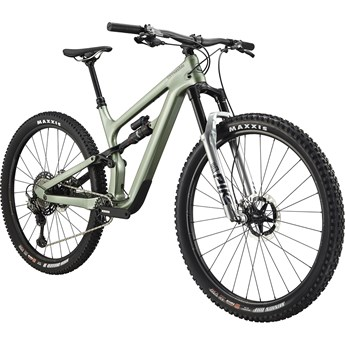 Cannondale Habit Carbon 1 Agave 2020
