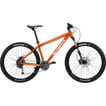 Kona Blast Gloss Burnt Orange with White and Black Decals