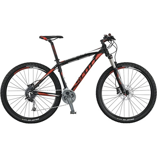 Scott Aspect 730 Black Red/White 2015