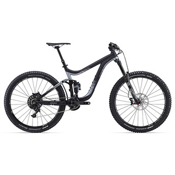 Giant Reign 27.5 1 Black/Charcoal  2016