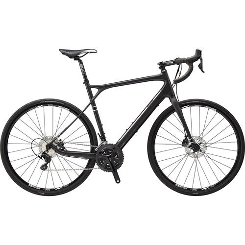 GT Grade Carbon 105 Mattetransblack 2015