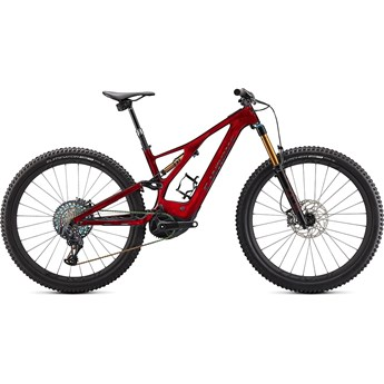 Specialized Levo S-Works Carbon 29 NB Red Tint/Satin Black 2021