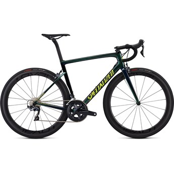 Specialized Tarmac Men SL6 Expert Gloss Chameleon Green/Cast Blue/Tarmac Black/Team Yellow