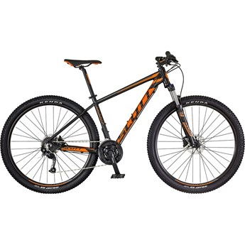 Scott Aspect 750 Svart och Orange