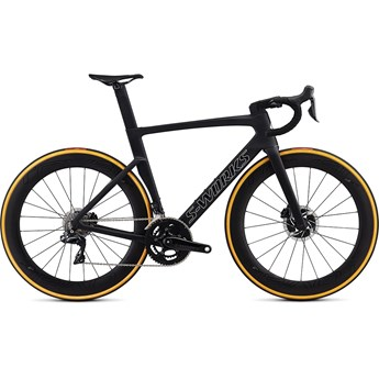 Specialized S-Works Venge Disc Di2 Satin Black/Silver Holo/Clean 2019