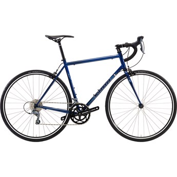 Kona Penthouse Gloss Dark Blue with Siver and Blue Decals