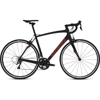 Specialized Roubaix SL4 Comp Satin Carbon/Rocket Red/Clean