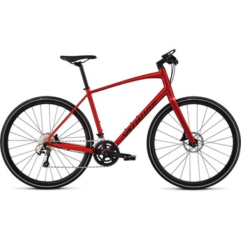 Specialized Sirrus Men Elite Int Candy Red/Rocket Red