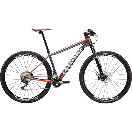 Cannondale F-Si Carbon 3 Gry 2016