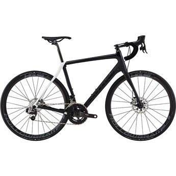Cannondale Synapse Hi-Mod Disc Black Inc Satin Black with Gloss Black and Cashmere