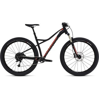 Specialized Ruze Comp 6Fattie Satin Black/Coral/White