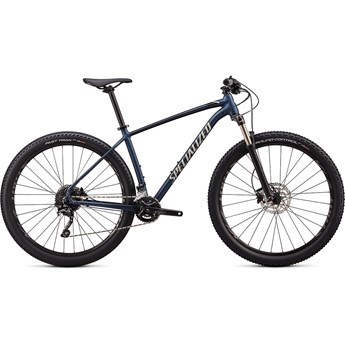 Specialized Rockhopper Expert 29 2X Satin Navy/Gloss White Mountains/Black 2020
