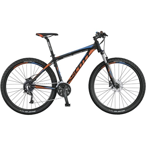 Scott Aspect 740 Black Orange/Blue 2015