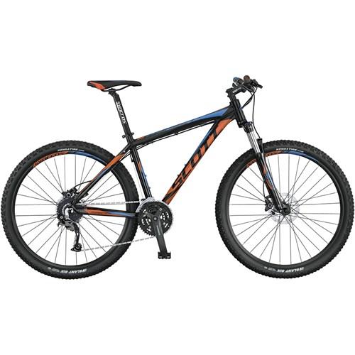 Scott Aspect 740 Black Orange/Blue 2015