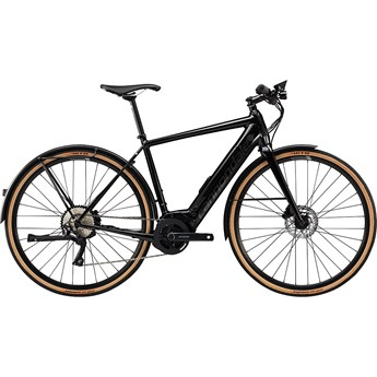 Cannondale Quick NEO EQ Svart 2019