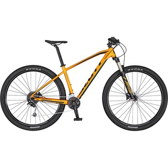 Scott Aspect 740 Orange/Dark Grey