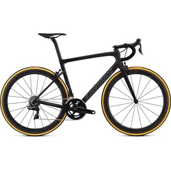 Specialized Tarmac Men SL6 S-Works Di2 Satin Black/Silver Holo/Clean 2019