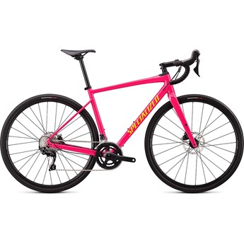 Specialized Diverge E5 Comp Gloss Vivid Pink/Golden Yellow/Black Camo
