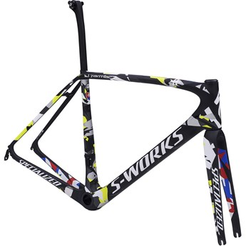 Specialized S-Works Tarmac Frameset (Ram) Sagan