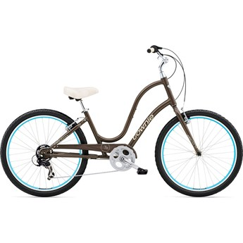 Electra Townie Original 7D Quartz Grey Damcykel 2016