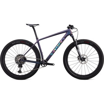 Specialized Epic Hardtail S-Works Carbon Shimano 29 Satin Chameleon Supernova/Holographic Reflective