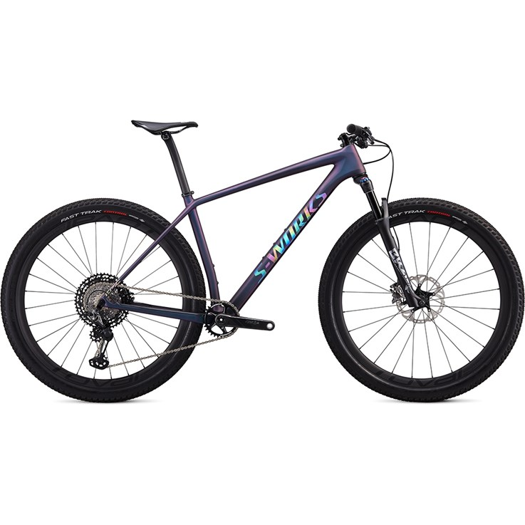 Specialized Epic Hardtail S-Works Carbon Shimano 29 Satin Chameleon Supernova/Holographic Reflective 2020