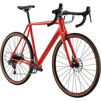 Cannondale SuperX SE Force 1 Röd 2019