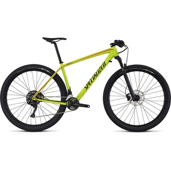 Specialized Epic Hardtail Comp Carbon 29 Gloss Hyper/Black/Nordic Red