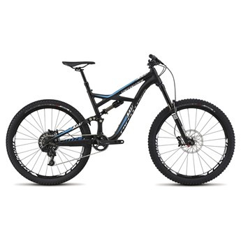 Specialized Enduro FSR Elite 650B Black/White/Cyan