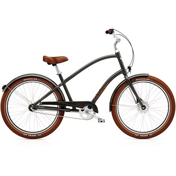 Electra Townie Balloon 7i EQ Army Grey