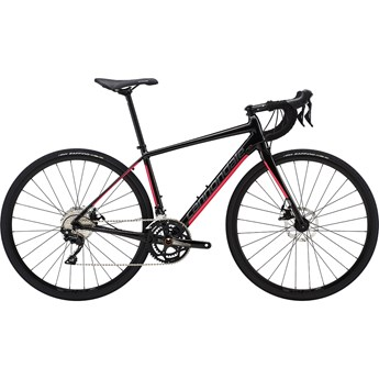 Cannondale Synapse Womens Alloy Disc 105 Svart 2019