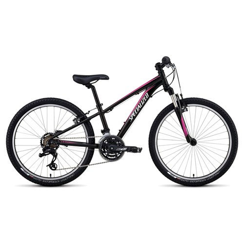 Specialized Hotrock 24 XC Girls Black/Pink/White 2016