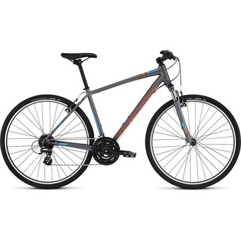 Specialized Crosstrail Charcoal/Cyan/Moto Orange